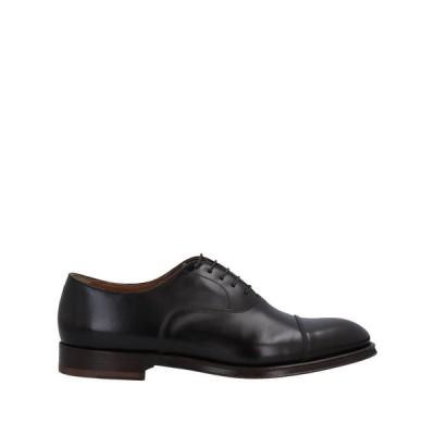DOUCAL'S レースアップシューズ  メンズファッション  メンズシューズ、紳士靴  その他メンズシューズ、紳士靴 ダークブラウン