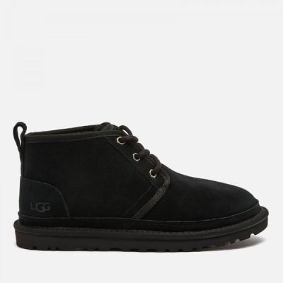 アグ UGG レディース ブーツ シューズ・靴 Neumel Suede Boots - Black Black