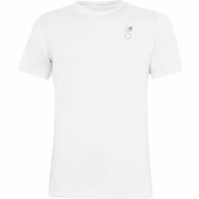 カリマー Karrimor メンズ Tシャツ トップス X OM Lightweight Sustainable Bamboo T Shirt White