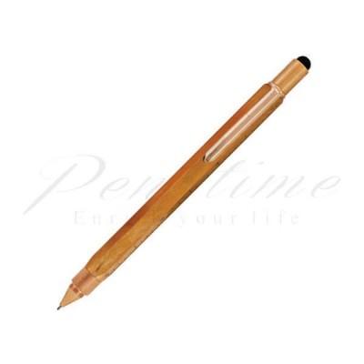 モンテベルデ ペンシル(0.9mm) ワンタッチ・スタイラス・ツールペン ブラス 1919398 ソリッド・コッパー   名入れ不可