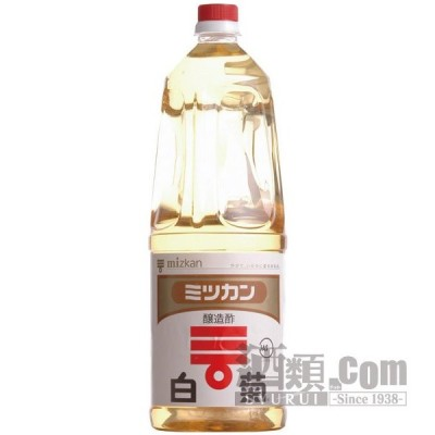 ミツカン 米酢(白菊) 1800mlペットボトル(2本入り)