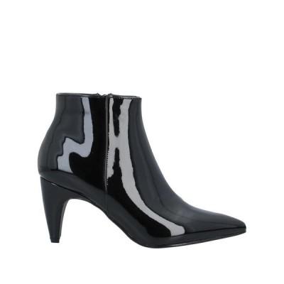 SEXY WOMAN ショートブーツ  レディースファッション  レディースシューズ  ブーツ  その他ブーツ ブラック