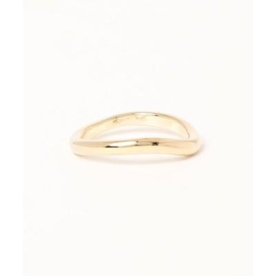 指輪 シンプルピンキーリング