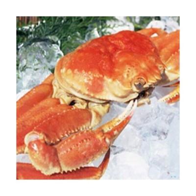 蟹本来の味「本ズワイガニ生ポーション」北海道本ずわいがに