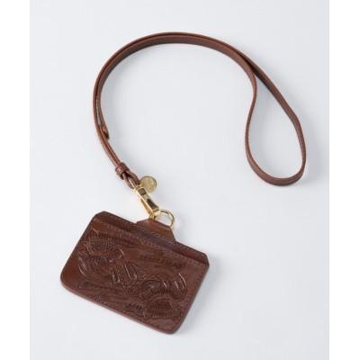 【グレースコンチネンタル】 ID Card holder レディース ダーク ブラウン 00 GRACE CONTINENTAL