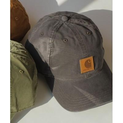 improves / 【CARHARTT】ブリムキャップ CRHTT-100289 MEN 帽子 > キャップ