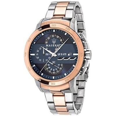 マセラティ Maserati 腕時計 時計 MASERATI INGEGNO Men's watches R8873619002
