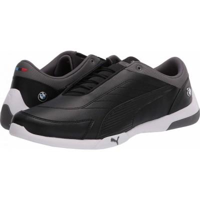 プーマ PUMA メンズ スニーカー シューズ・靴 BMW MMS Kart Cat III NM Puma Black/Puma Black