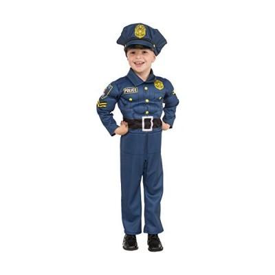 ポリス 衣装、コスチューム 子供男性用 警察 TOP COP