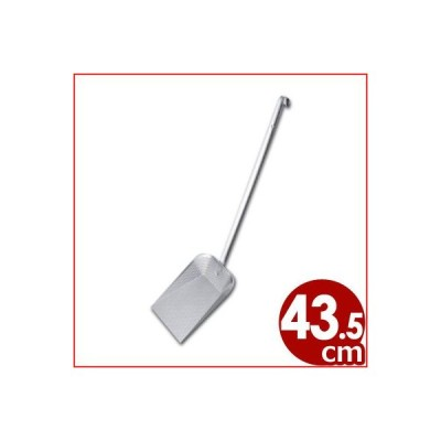 パンチング角型カス揚げ 板ハンドル S 全長43.5cm 18-8ステンレス製 網 アク取り ゴミ取り