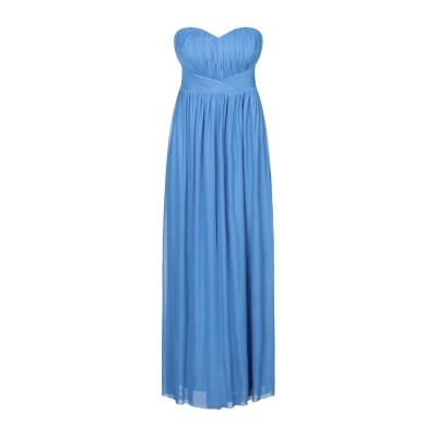 LIPSY ロングワンピース&ドレス パステルブルー 12 ポリステロール 94% / ポリウレタン 6% ロングワンピース&ドレス