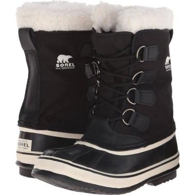 ソレル SOREL レディース ブーツ シューズ・靴 Winter Carnival Black/Stone