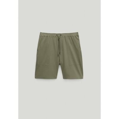 マッシモ ドゥッティ カジュアルパンツ メンズ ボトムス Shorts - green