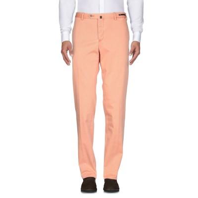 PT Torino パンツ あんず色 50 コットン 98% / ポリウレタン 2% パンツ