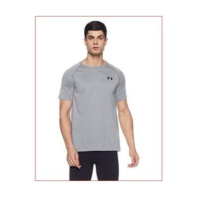 [アンダーアーマー] テックショートスリーブ(トレーニング/Tシャツ) 1228539 メンズ TGH/BLK 日本 LG (日本サ