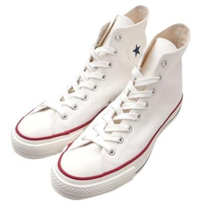 新品 コンバース CONVERSE ALL STAR J VTG 59 HI オールスター WHITE ホワイト 291002688250