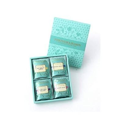 フォートナム&メイソン ティーバッグ詰合せ ギフトセット 紅茶 (4種類×4袋 16個入り)
