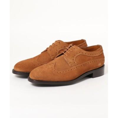 ANDEX shoes product / London Shoe Make Oxford and Derby  / 外羽根 フルブローグ ウィングチップ ドレスシューズ ≪グッドイヤーウエルト製法≫ 8011 MEN シューズ > ドレスシューズ