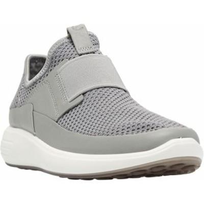エコー レディース スニーカー シューズ Women's ECCO Soft 7 Runner Slip On Sneaker Wild Dove/Wild Dove Smooth Leather/Textile