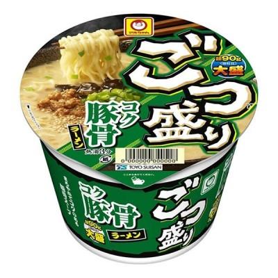 【1ケース 12個入】東洋水産 マルちゃんごつ盛り【コク豚骨】ラーメンカップ麺【1口発送は同類品4ケースまで】