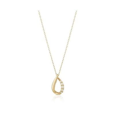 [エステール] ダイヤモンド 0 ct ネックレス 0442-0051-0020-0000 イエローゴールド