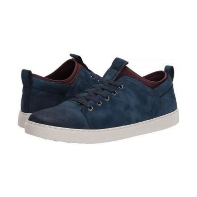 Kenneth Cole Reaction ケネスコール メンズ 男性用 シューズ 靴 スニーカー 運動靴 Indy Flex Sneaker SK - Blue