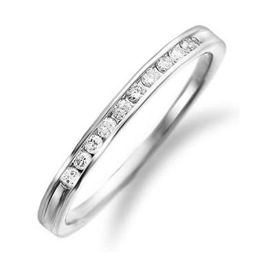 LEGAN-エタニティリング-PT900-10粒ダイヤモンド-0-1ct