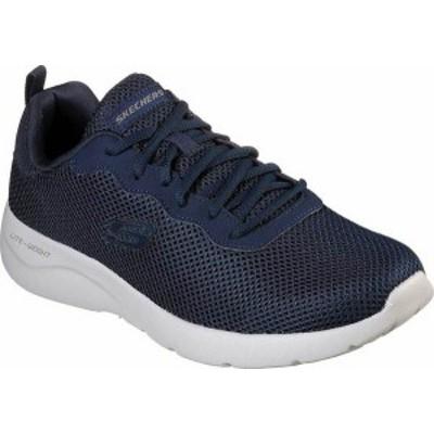 スケッチャーズ メンズ スニーカー シューズ Men's Skechers Dynamight 2.0 Rayhill Sneaker Navy