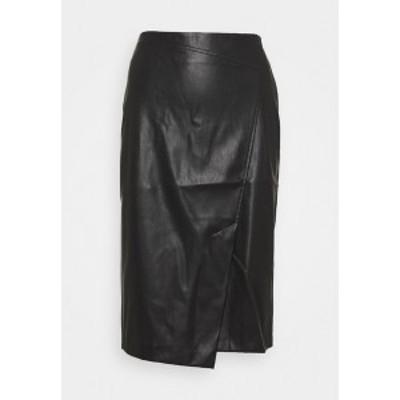サムデイ  レディース スカート ボトムス ONIKA - Pencil skirt - black black