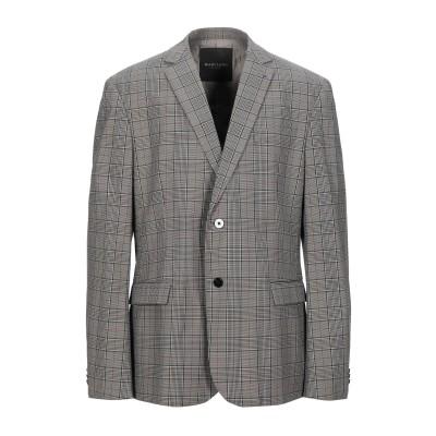 MARCIANO テーラードジャケット グレー 54 コットン 95% / ポリウレタン 5% テーラードジャケット