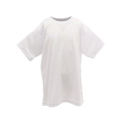 エックスティーエス(XTS) Tシャツ ジュニア 半袖 DEO PARTS Dont be afraid 751G0ES8218 WHT バスケットボール ウェア ドライ 吸汗速乾 (キッズ)