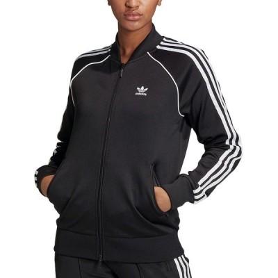 アディダス ジャケット&ブルゾン アウター レディース Women's Superstar Track Jacket Black/white