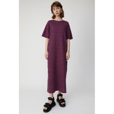 STRIPED LONG ドレス