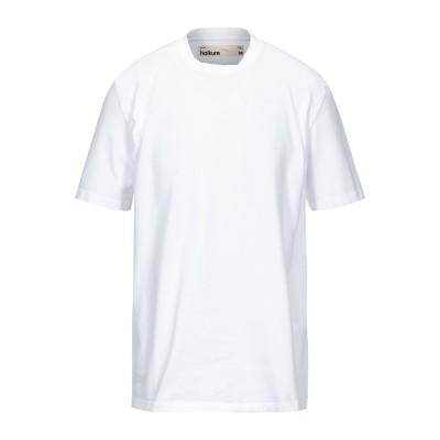 HAIKURE T シャツ ブルー M コットン 100% T シャツ