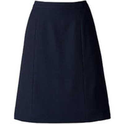 ボンマックスボンマックス BONOFFICE Aラインスカート ネイビー 11号 AS2805-8 1着(直送品)