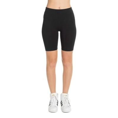 ハードテイル レディース ハーフパンツ・ショーツ ボトムス Flat Waist Bike Shorts