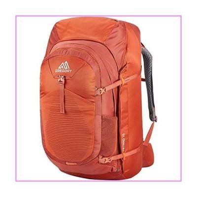【送料無料】Gregory Mountain Products Tetrad 75 Travel Backpack, FERROUS ORANGE【並行輸入品】