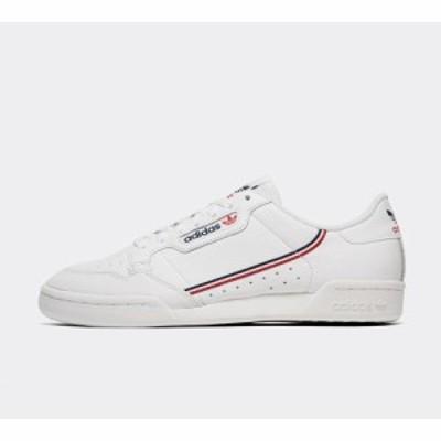アディダス adidas Originals メンズ スニーカー シューズ・靴 continental 80 trainer White/Navy/Scarlet