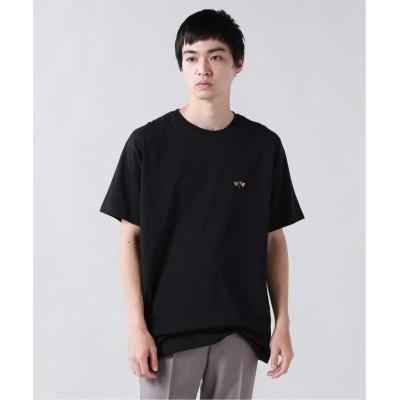 メンズ ジャーナルスタンダード 【APACHE/アパッチ】TWO AXE Tシャツ ブラック L