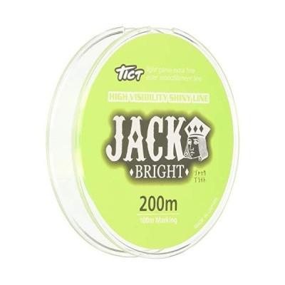 ティクト(TICT) ライン ジャックブライト 200m 0.3号