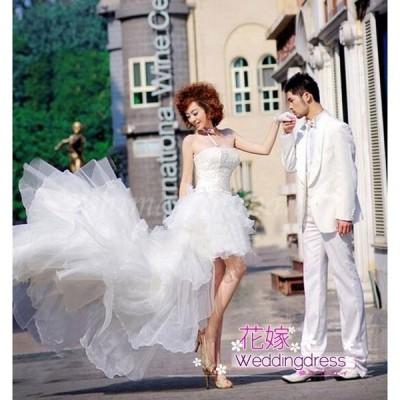 宮廷豪華ドレス ウェディングドレス 結婚式 披露宴 二次会 パーティードレス ビスチェ ウエディングドレス 韓国風