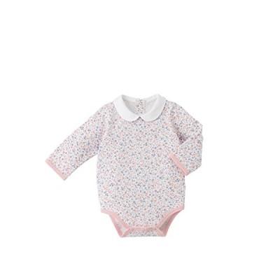 ミキハウス (MIKIHOUSE) ボディシャツ 43-1501-619 70cm ピンク