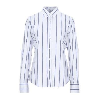 カリバン CALIBAN シャツ ホワイト 40 コットン 75% / ナイロン 20% / ポリウレタン® 5% シャツ