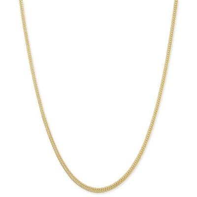 """メイシーズ Macy's レディース ネックレス ジュエリー・アクセサリー Italian Gold Foxtail 22"""" Chain Necklace (1-1/3mm) in 14k Gold No Color"""