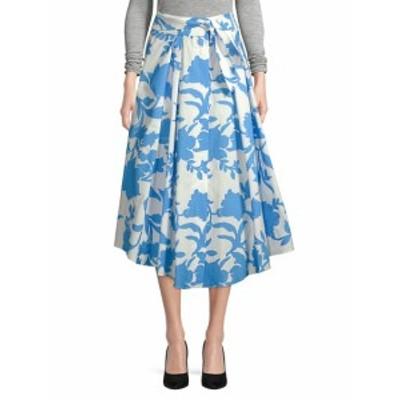 ミリー レディース スカート Jackie Floral Midi Skirt