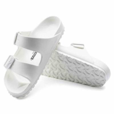 BIRKENSTOCK メンズファッション コンフォートサンダル Arizona アリゾナEVA White  ビルケンシュトック 129441