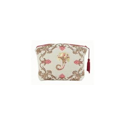 【ART de LYS】 Josephine 皇后ジョゼフィーヌ ゴブラン織りポーチ 5155