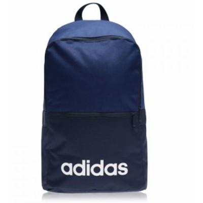 アディダス adidas メンズ バックパック・リュック バッグ Daily Backpack Unisex Adults Navy/White