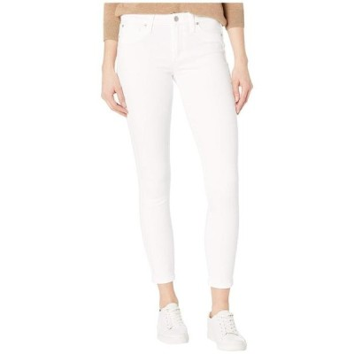 ジョーズジーンズ レディース デニムパンツ ボトムス Icon Ankle Jeans in White