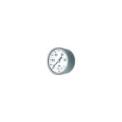 長野 小型圧力計 GK252710.1MP
